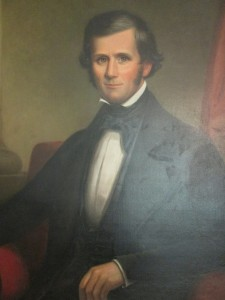 Portrait of Joseph Pennington Tucker - After Restoration